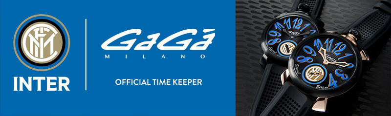 ガガミラノ GaGa MILANO Inter インテル モデル